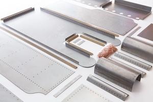 Laser Cut Tender Kits